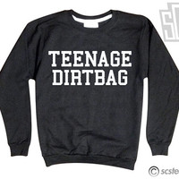 Teenage Dirtbag Sweatshirt WOMENS - 130