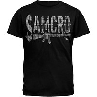 Sons of Anarchy - Rifle Logo T-Shirt