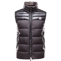Two-Tone Vest Jacket by Moncler