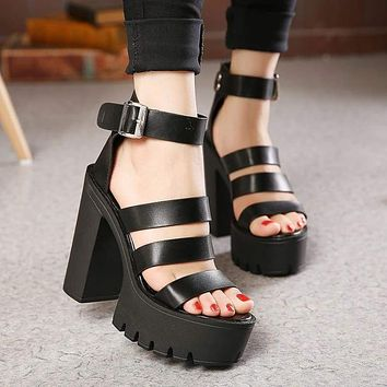 Open Toe Casual Sandals