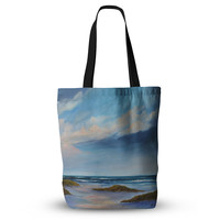 "Rosie Brown ""Summer Showers"" Beach Everything Tote Bag"