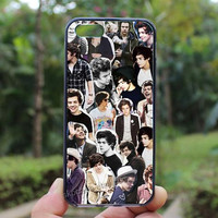 One Direction collage ,samsung case,iphone 4 case,iPhone4s case, iphone 5 case,iphone 5c case,Gift,Personalized,water proof