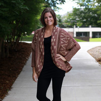 Chunky Knit Cocoon Cardigan