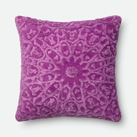 Loloi Orchid Decorative Throw Pillow (GPI06)