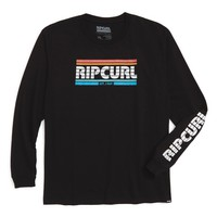 Rip Curl Pumped Long Sleeve T-Shirt (Big Boys) | Nordstrom