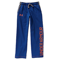Under Armour 8-20 Terry Pants