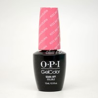 "OPI Gel Color ""Kiss Me I'm Brazilian"" A68 0.5 oz"