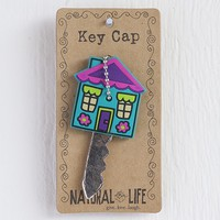 Purple  House  Key  Cap  From  Natural  Life