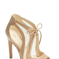Women's Nine West 'Momentous' Cutout Sandal,