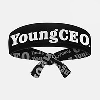 Young CEO Tie Headband