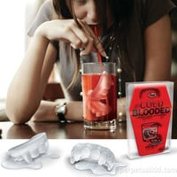 COLD BLOODED VAMPIRE ICE CUBE TRAY