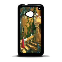 Snow White One Song HTC One M7 Case