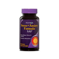 Natrol Saf Stress And Anxiety Formula (90 Capsules)