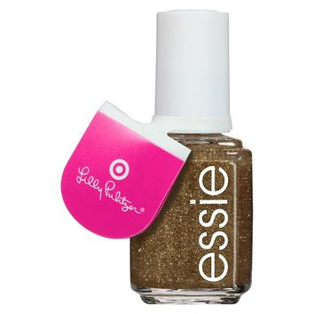 Lilly Pullitzer for Target essie Polish - Golden Nuggets