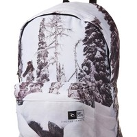 - DOME GRAPHIC PHOTO BACKPACK 16L BY RIP CURL IN WHITE
