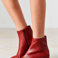 Vagabond Olivia Leather Boot | Urban Outfitters