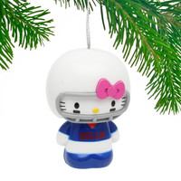 Buffalo Bills Hello Kitty Ornament - http://www.shareasale.com/m-pr.cfm?merchantID=7124&userID=1042934&productID=555874333 / Buffalo Bills
