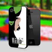 Wicked Broadway New Musical Logo - Print On Hard Cover For iPhone 5