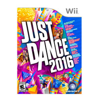 Just Dance 2016 Wii Video Game