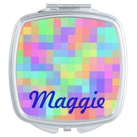 Pastel Abstract Personalized