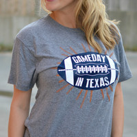 Game Day In Texas Tee