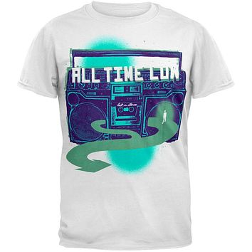 All Time Low - Lost In Stereo Soft T-Shirt
