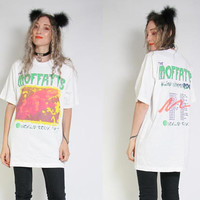 The Moffatts 1997 Tour Shirt - Oversized 90s Pop Band T-Shirt - 90s Band Shirt - Boy Band Pop - Tour Tee - Pop Music - Vintage Clothing