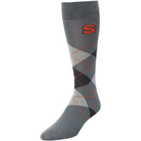 Syracuse Orange Argyle Tube Socks