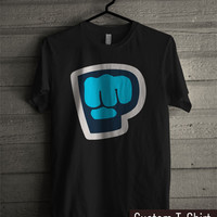 Youtuber Pewdiepie Bro Fist -tr3 Unisex T- Shirt For Man And Woman / T-Shirt / Custom T-Shirt
