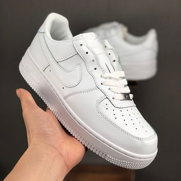 Nike Air Force 1 07 Low White Casual Shoes - Best Deal Online