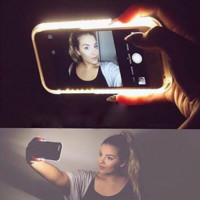 Self Timer Light up Case for iPhone