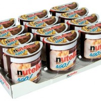 Nutella & Go -12 Pack of 1.8 O.Z