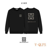 HCXX 19Aug 427 Givenchy Classic Reflection Logo Printed Terry Sweater
