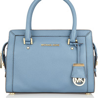 MICHAEL Michael Kors - Collins small textured-leather tote