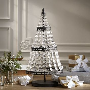 Faceted Crystal Tree