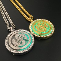 Jewelry Stylish New Arrival Shiny Gift Hot Sale Fashion Accessory Lights Club Necklace [6542738819]