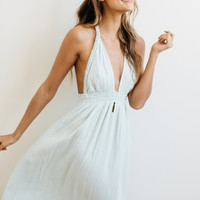 LoveShackFancy || Braided Love dress in mint