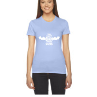 Obama Cant Ban These Guns - Women's Tee