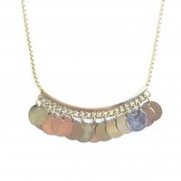Biology Boutique Christina Coin Necklace