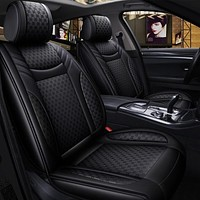 5-Seat SUV Car Seat Covers Set Accessories for Toyota Camry Corolla 2020 Prius Venza CHR Avalon RAV4 4Runner Yaris Hilux Tacoma