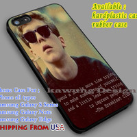 The Breakfast Club | Quotes | Brian Johnson iPhone 6s 6 6s+ 6plus Cases Samsung Galaxy s5 s6 Edge+ NOTE 5 4 3 #movie #TheBreakfastClub #comedy dl2