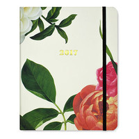kate spade new york 2017 17-Month Floral Medium Agenda