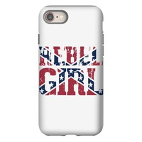 rebel girl iPhone 8