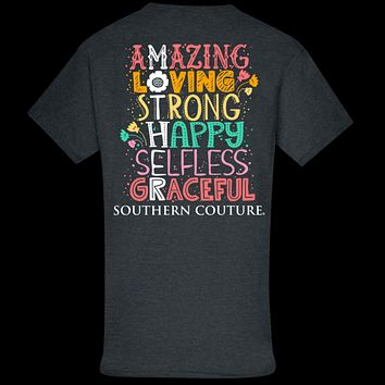 Southern Couture Classic Amazing Mother T-Shirt