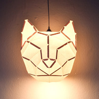 mostlikely: Cat Lampshade Large