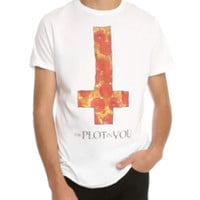 The Plot In You Pizza Cross T-Shirt