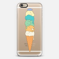 Melting iPhone 6 case by Lim Heng Swee | Casetify
