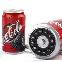 Coke Can Landline Telephone