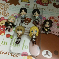 Decoden Attack on Titan Phone Case MADE TO ORDER