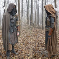 Ranger Costumes, Lord of the Rings Inspired - MADE TO ORDER Complete Costume, Or Separate Pieces